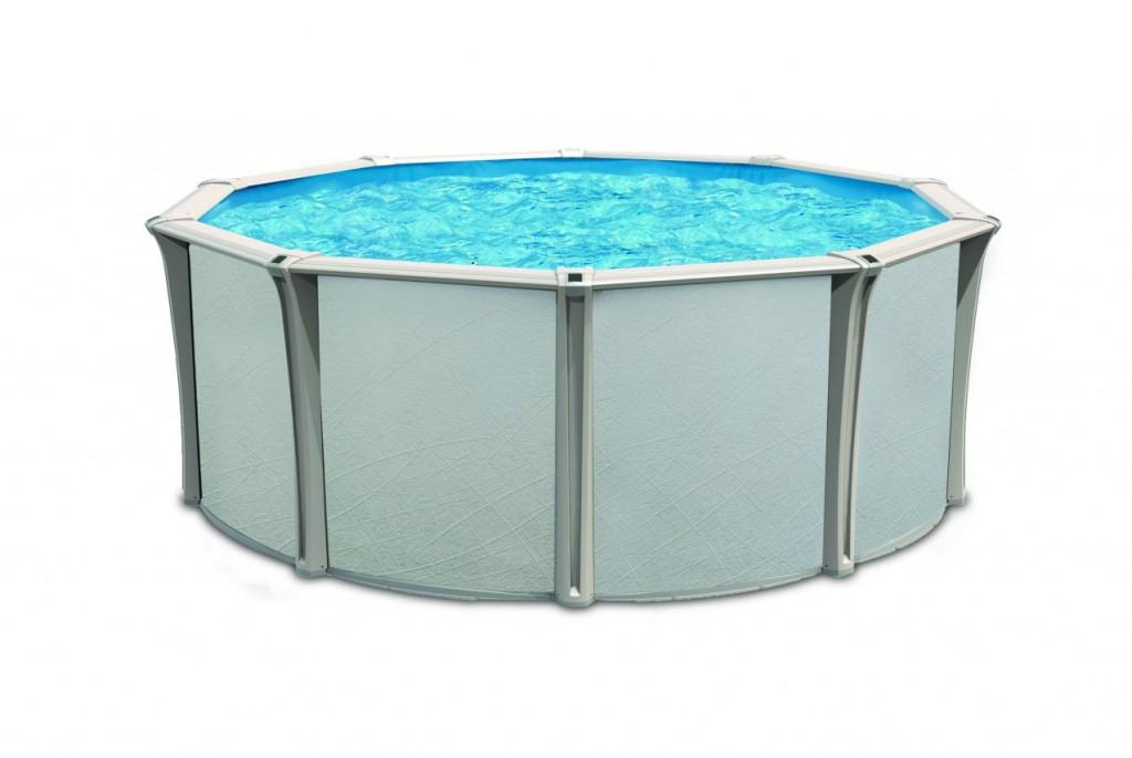 Piscine hors terre en bois de c dre piscines soucy for Balayeuse de piscine hors terre