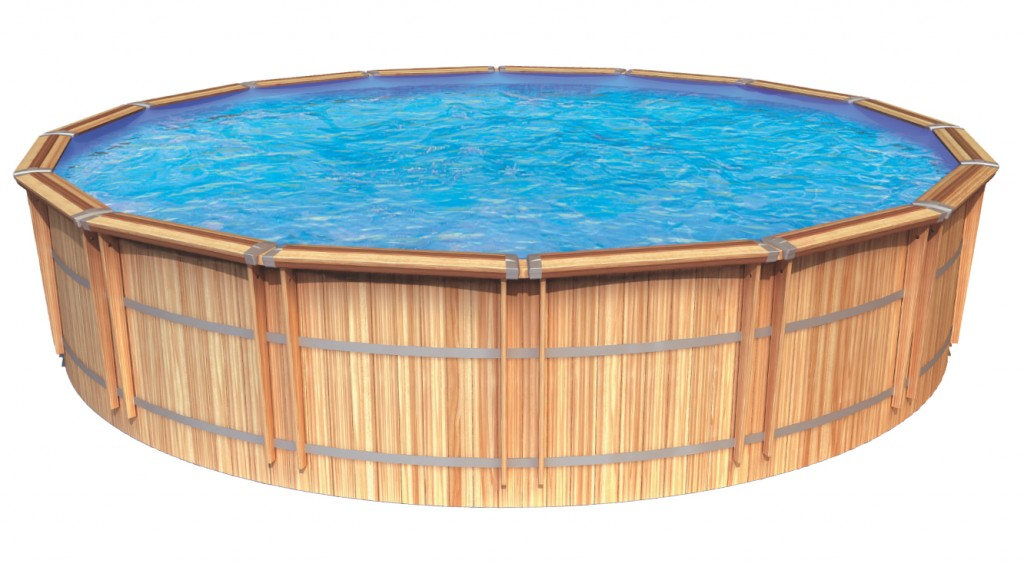 Piscine hors terre quantum piscines soucy for Piscine ovale hors terre